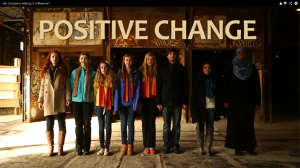 2013 OCIC GCM - Positive Change